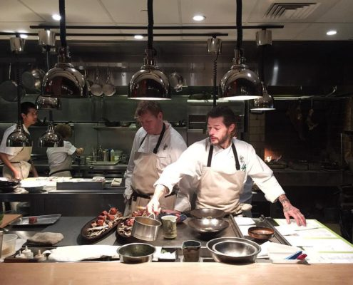 Chef Scott Anderson And Mike Ryan